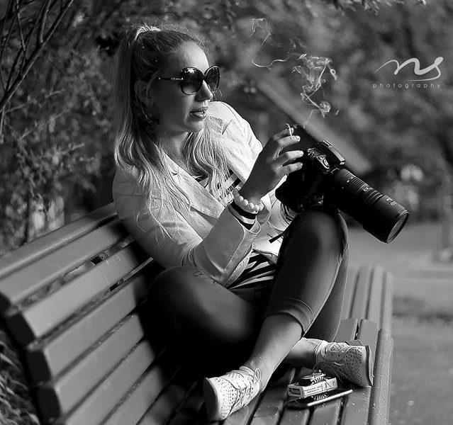 Gegužė – Cigaretė